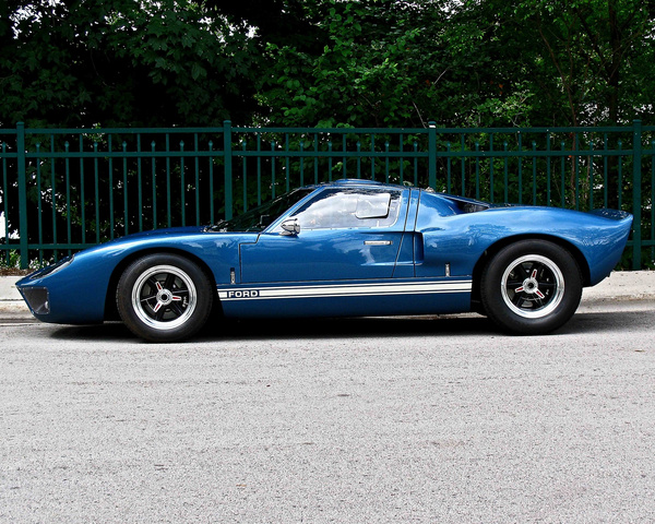 Picture of 1965 Ford GT40, exterior, gallery_worthy