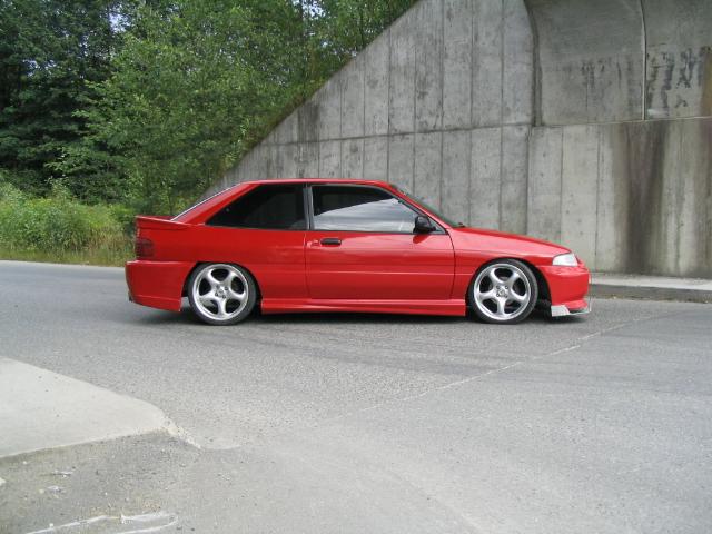 1994 1996 Escort GT