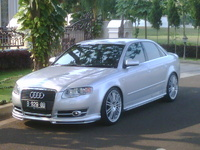 2007 Audi A4 2.0T, my 285HP A4 (full ABT), exterior