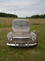 1961 Volvo PV544 Overview
