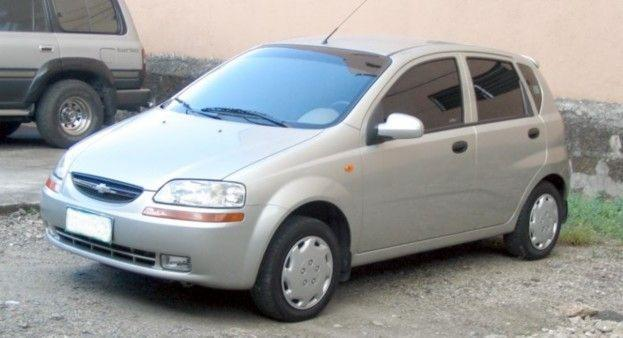 2004 Chevrolet Aveo LS Hatchback picture