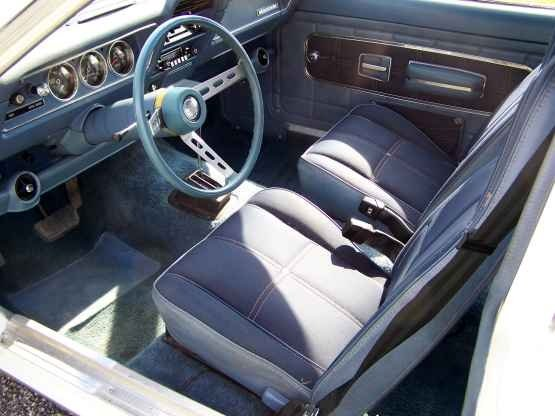 1974 AMC Hornet picture, interior