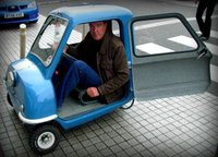 1965 Peel P50 Overview
