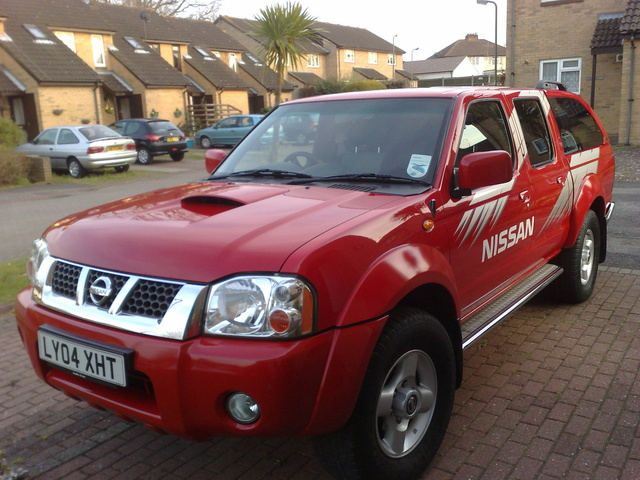 Picture of 2004 Nissan Navara