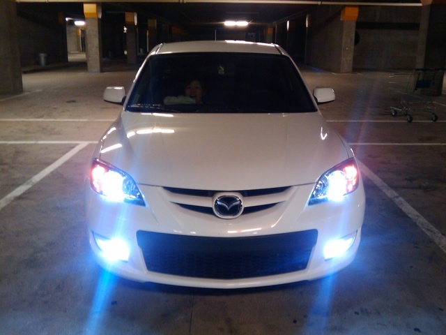 Picture of 2009 Mazda MAZDASPEED3 Grand Touring, exterior, gallery_worthy