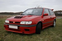 Picture of 1992 Nissan Sunny, exterior, gallery_worthy