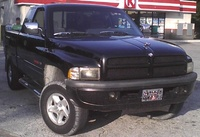1997 Dodge Ram Pickup 1500 2 Dr ST 4WD Extended Cab LB picture, exterior