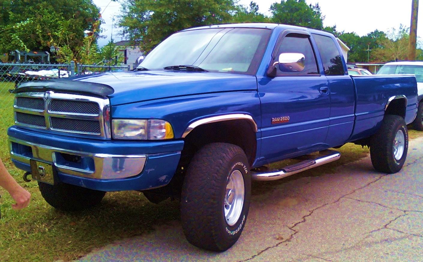 1995 Dodge Ram Pickup 2500 Pictures Cargurus