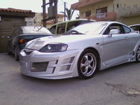2006 Hyundai Coupe Overview