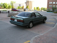 1989 Honda Accord SEi picture, exterior
