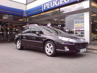Picture of 2006 Peugeot 407, exterior, gallery_worthy