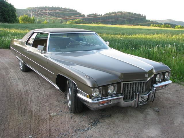 1971 Cadillac Deville Pictures Cargurus