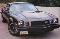 1977 Chevrolet Camaro picture, exterior