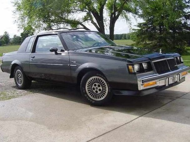1985 Buick Grand National - Overview - CarGurus