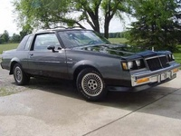1985 Buick Regal Overview