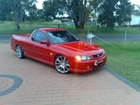 2003 Holden Commodore Overview
