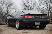 1993 Nissan 300ZX 2 Dr Turbo Hatchback, nissan 300zx, exterior