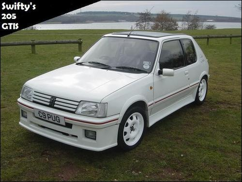 Picture of 1988 Peugeot 205