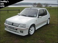 1988 Peugeot 205 Picture Gallery
