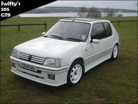 1988 Peugeot 205 Overview