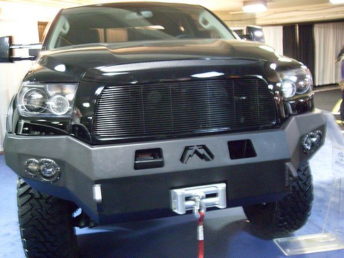 Foto de un 2009 Toyota Tundra
