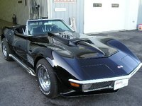 1971 Chevrolet Corvette Overview