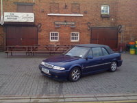1997 Rover 200 Overview