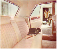Picture of 1961 Lincoln Continental, interior