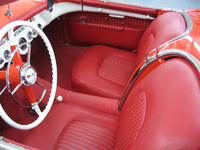 Picture of 1955 Chevrolet Corvette, interior
