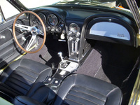 Picture of 1966 Chevrolet Corvette, interior