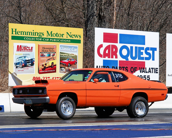 Picture of 1970 Plymouth Duster, exterior, gallery_worthy