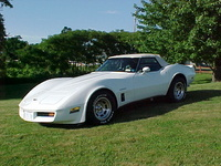 Picture of 1982 Chevrolet Corvette, exterior