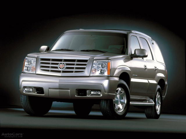 Picture of 2003 Cadillac Escalade 4 Dr STD AWD SUV