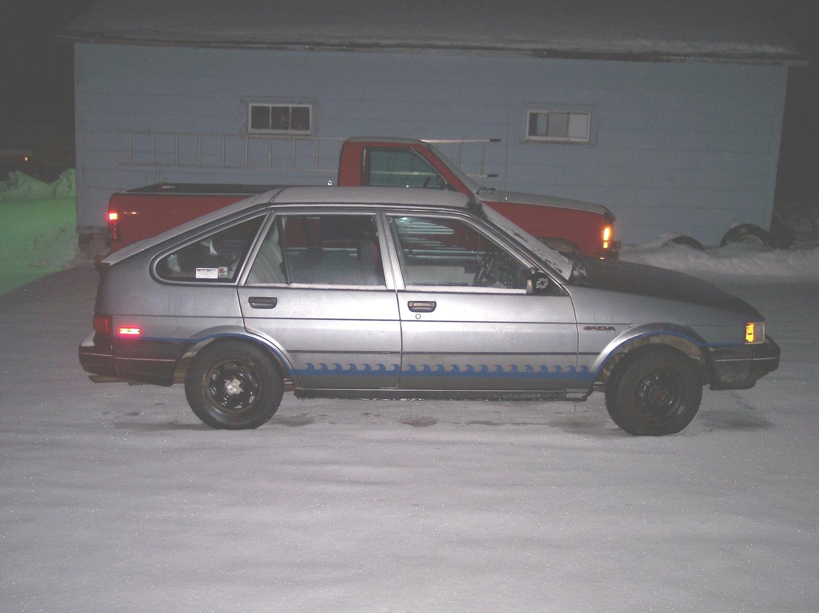 1988 Chevrolet Nova - Overview - CarGurus