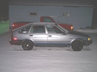 1988 Chevrolet Nova Picture Gallery