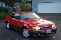 1986 Ford EXP picture, exterior