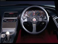 2005 Honda NSX, Purpose-built interior., interior, gallery_worthy