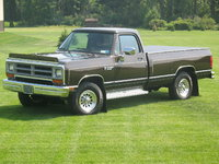 Picture of 1990 Dodge RAM 250 LB 4WD, exterior, gallery_worthy