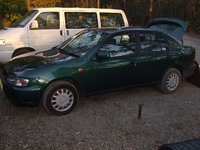 1996 Nissan Pulsar Overview