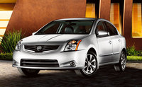 2010 Nissan Sentra, Front Left Quarter View, exterior, manufacturer, gallery_worthy
