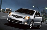 2010 Nissan Sentra, Front Left Quarter View, exterior, manufacturer