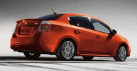 2010 Nissan Sentra, Back Right Quarter View, exterior, manufacturer