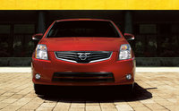 2010 Nissan Sentra, Front View, exterior, manufacturer