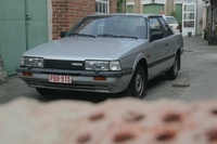 1985 Mazda 626 Overview