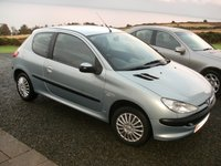 2002 Peugeot 206 Overview