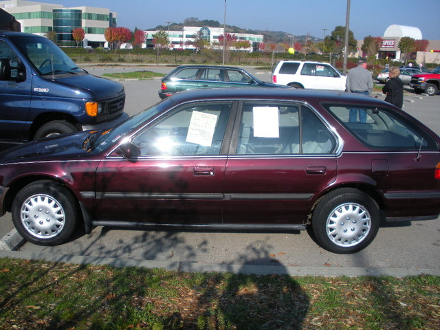 Picture of 1991 Honda Accord LX Wagon, exterior, gallery_worthy