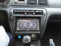 2001 Honda Prelude 2 Dr STD Coupe picture, interior