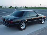 1988 Ford Mustang LX Coupe picture, exterior