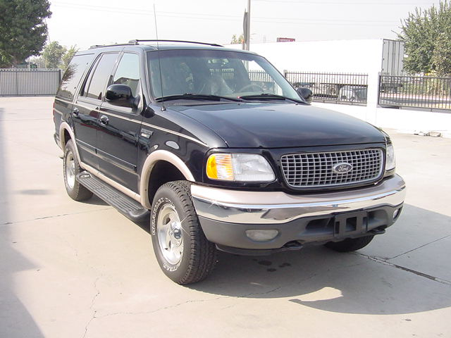1999 Ford Expedition 4 Dr Eddie Bauer SUV picture