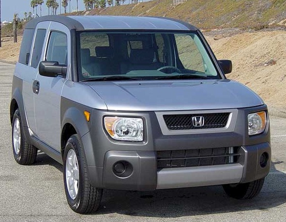 2003 Honda Element EX AWD picture